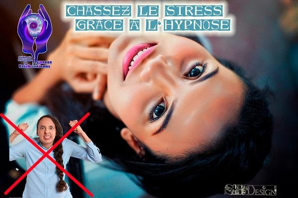 Chasser le stress avec l'hypnose