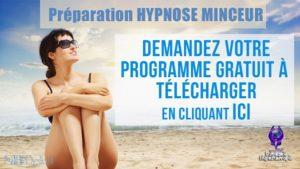 programme préparation minceur Stéphanie hypnothérapie