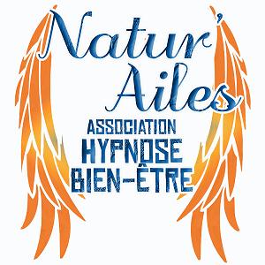 logo association Natur'ailes hypnose et bien-être